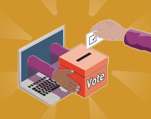 Icone Elections Votes